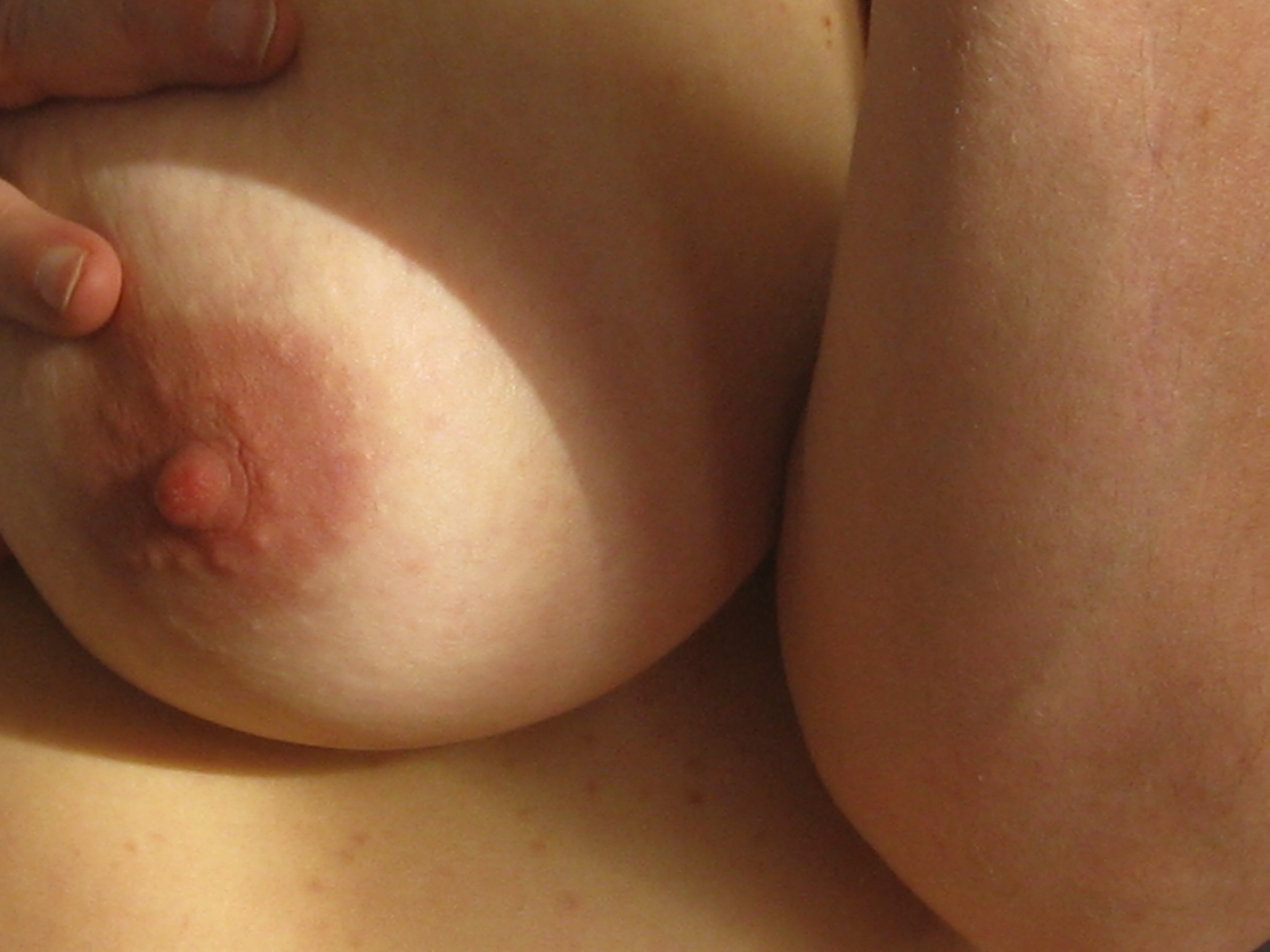 breast vat Naked video
